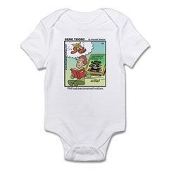 #54 Preconceived Infant Bodysuit