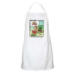 #54 Preconceived BBQ Apron