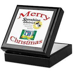 Sunshine District Christmas Keepsake Box
