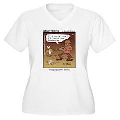 #55 Digging up T-Shirt