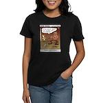 #55 Digging up Women's Dark T-Shirt