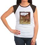 #55 Digging up Women's Cap Sleeve T-Shirt