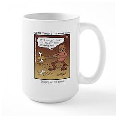 #55 Digging up Mug
