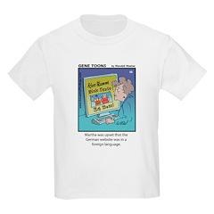 #56 Foreign language T-Shirt