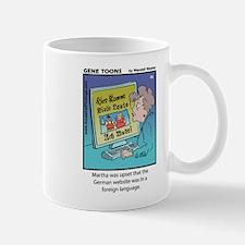 #56 Foreign language Mug