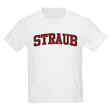 STRAUB Design T-Shirt