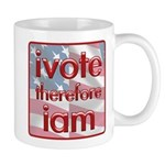 Think, Vote, Be with this Mug