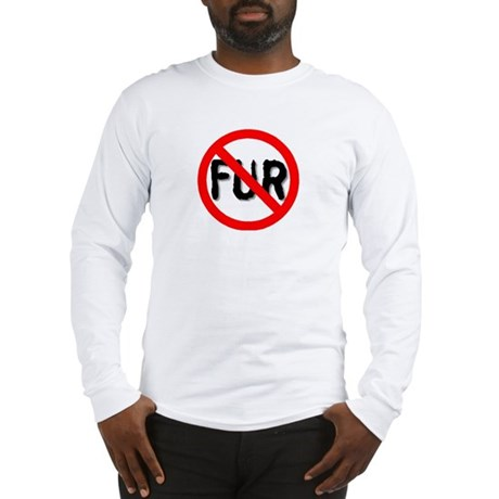 Long Sleeve Animal Rights T-Shirt