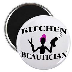 Kitchen Beautician Magnet