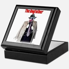 Dog Corleone- The Dogfather Keepsake Box