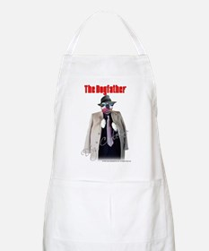 Dog Corleone- The Dogfather BBQ Apron