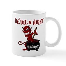 Detroit Devil's Night Mug