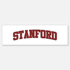 STANFORD Design Bumper Bumper Bumper Sticker