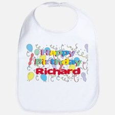 Happy Birthday Richard Bib