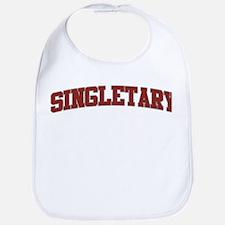 SINGLETARY Design Bib