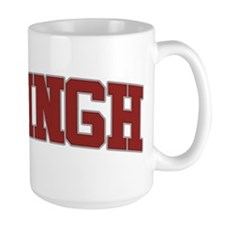 SINGH Design Mug