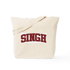 SINGH Design Tote Bag