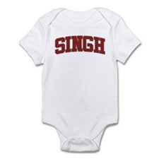 SINGH Design Infant Bodysuit