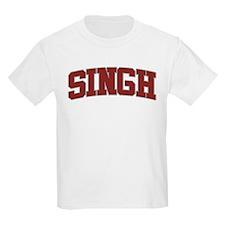 SINGH Design T-Shirt