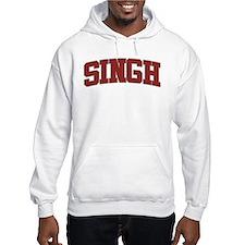 SINGH Design Hoodie