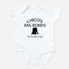Chico's Bail Bonds Infant Bodysuit