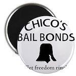 "Chico's Bail Bonds 2.25"" Magnet (100 pack)"