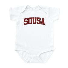 SOUSA Design Infant Bodysuit