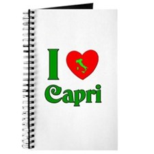 I Love Capri Journal