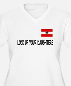 Lock up your daughters Austrian T-Shirt