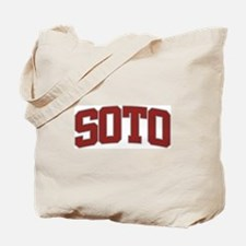 SOTO Design Tote Bag