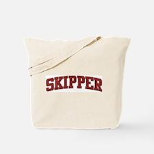 SKIPPER Design Tote Bag