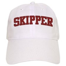 SKIPPER Design Baseball Cap