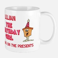 Happy Birthday Lillian Mug