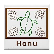 Honu Tile Coaster