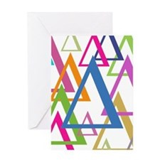 Delta Greeting Card