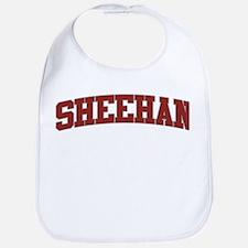 SHEEHAN Design Bib