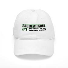 Saudi Arabia --#1 Baseball Cap