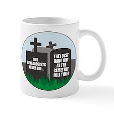 Never Die Mug