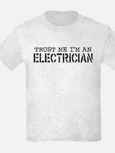 Trust Me I'm An Electrician T-Shirt