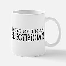 Trust Me I'm An Electrician Mug