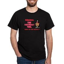 Happy Birthday Miranda T-Shirt