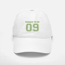 Mommy To Be 09 (Green) Baseball Baseball Cap