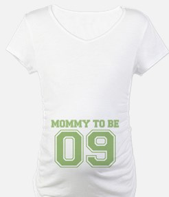Mommy To Be 09 (Green) Shirt