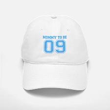 Mommy To Be 09 (Blue) Baseball Baseball Cap