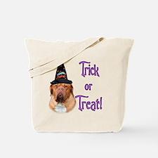 Dogue Trick Tote Bag