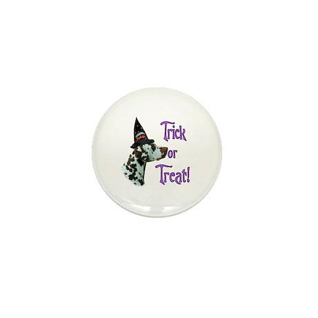 Dalmatian Trick Mini Button