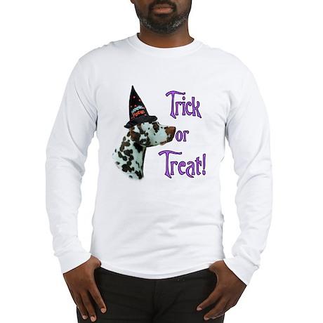Dalmatian Trick Long Sleeve T-Shirt