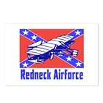 Redneck Airforce Postcards (Package of 8)