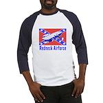 Redneck Airforce Baseball Jersey