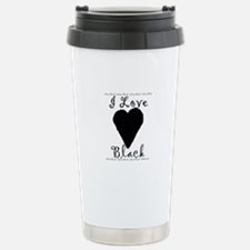 Cute Emo valentine Travel Mug